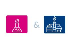 chemie en petrochemie icon