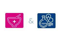 pharmaceuticals en voeding icon